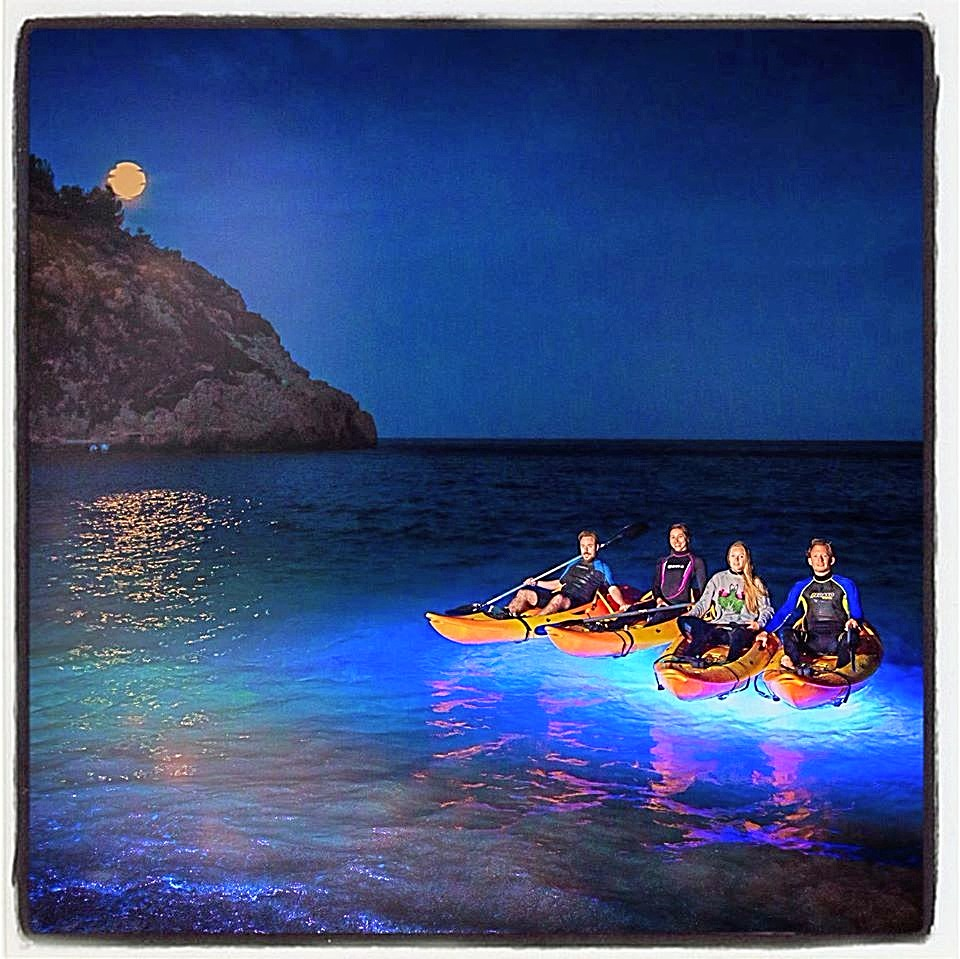 Illuminating Kayaking Tours