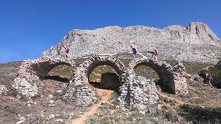Sierra Bernia Fort Walk