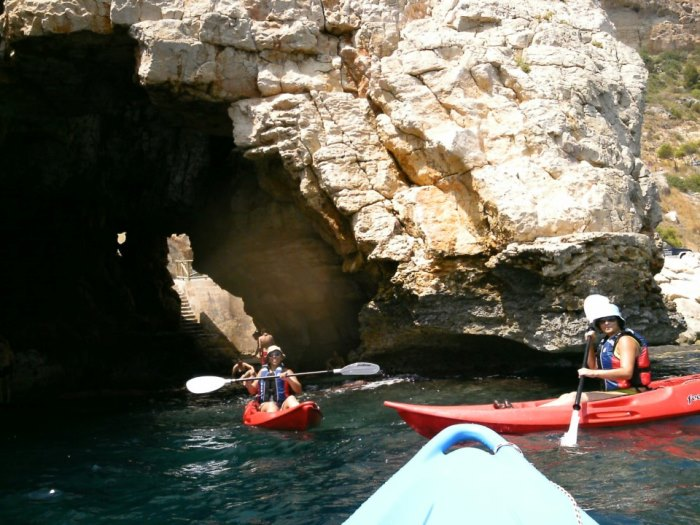 Corporate Boot Camps Kayaking