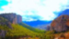 Sella Mule Pass Route