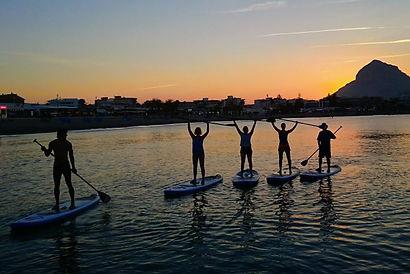 Fitness & Adventure Holidays SUP
