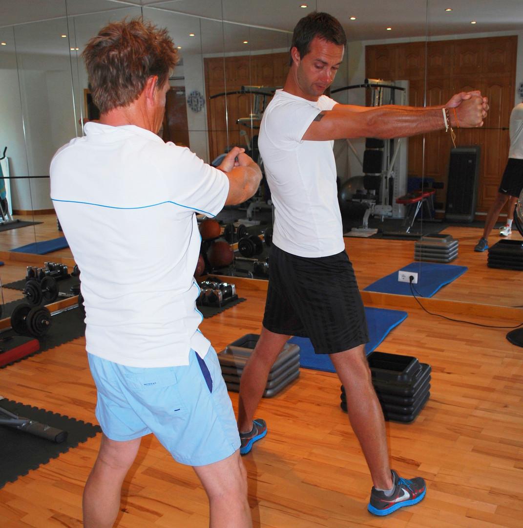 Personal Training Javea Luke Thomas