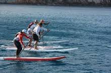 Stand-Up-Paddle Boarding