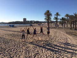 beach Boot Camp Workouts