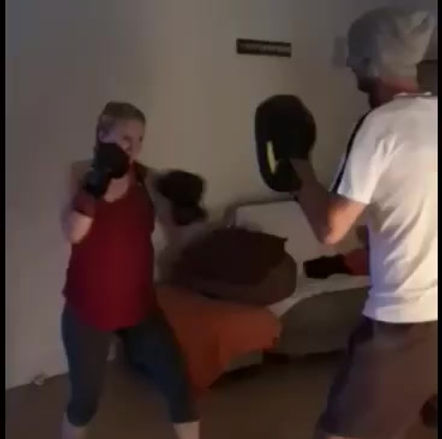 One-to-One Prsonal Training - Boxing