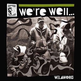 we're well...