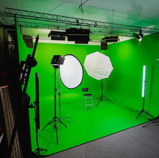 Chroma Green Screen