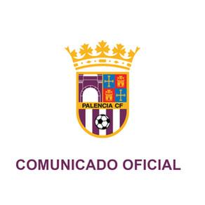 """FIN DEL PERÍODO DE SUSCRIPCIÓN DE ACCIONES DE """"CLUB DEPORTIVO PALENCIA CLUB DE FÚTBOL, S.A.D"""