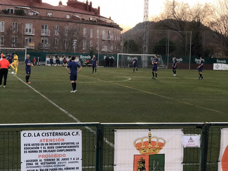 CD La Cistérniga CF 0-4 Palencia CF