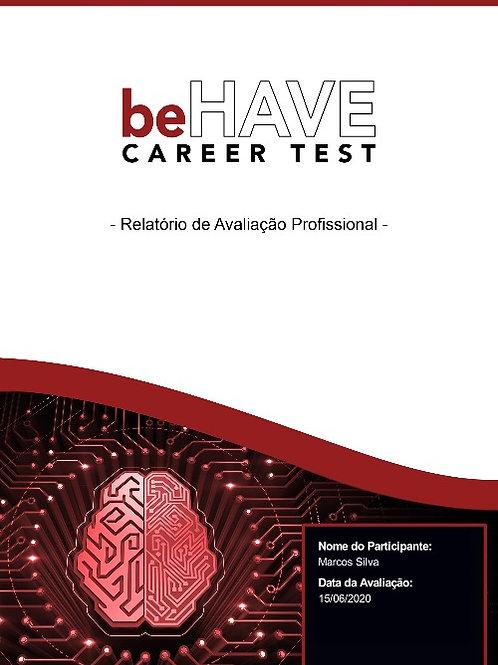 beHAVE Career Test