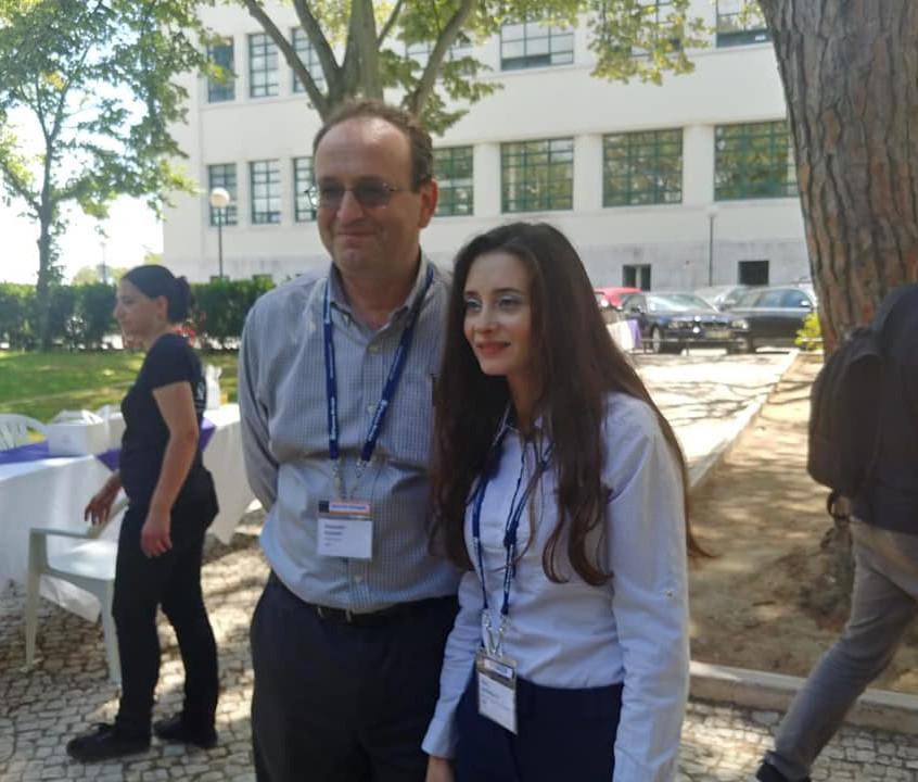 Alina and Alexander Govrov
