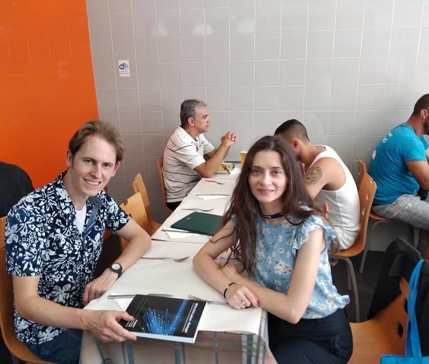 Alina and Eric