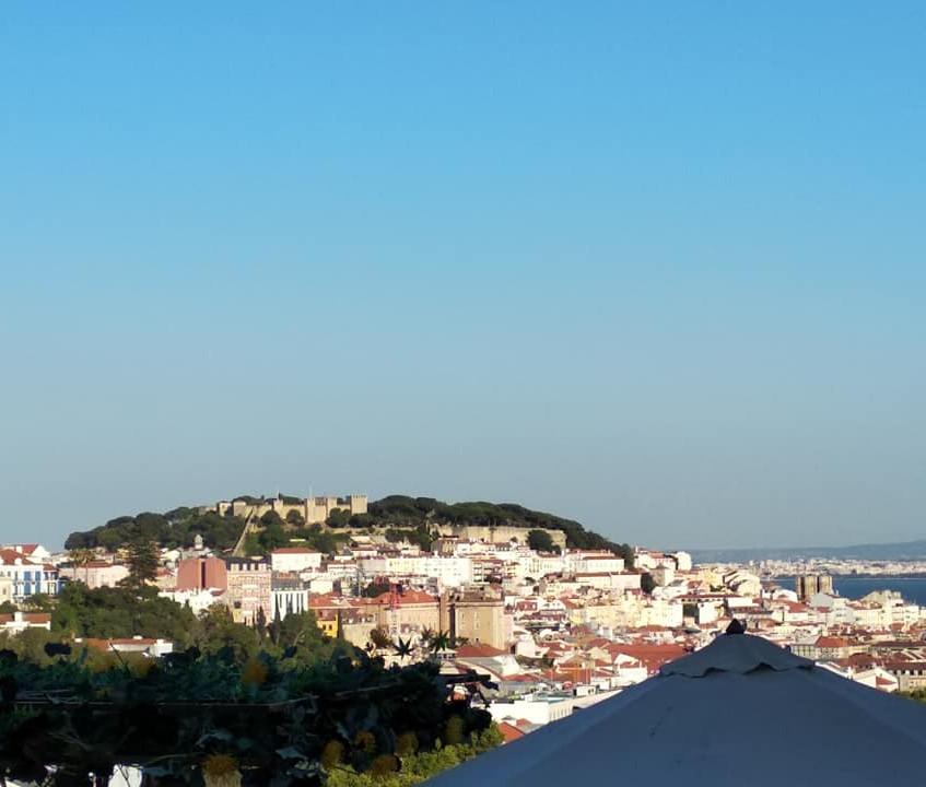 Lisbon from Sky bar