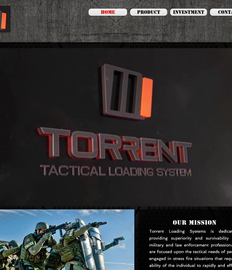 Torrent Loading Systems Homepage.PNG