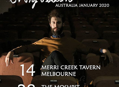 Australia shows