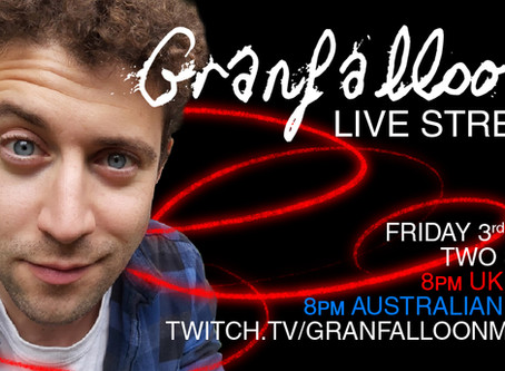 LIVE SHOW This Friday