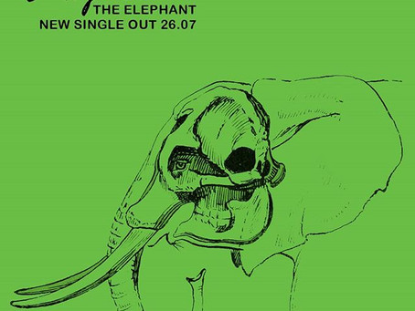 The Elephant is coming