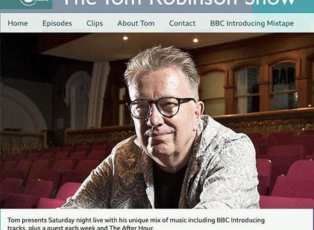 Granfalloon BBC6 Music tonight