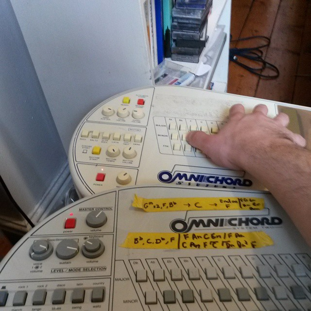 Instagram - Top speed of an OM27 #Omnichord far outstrips the OM84...jpg