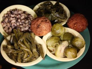 4 Veggie Platter
