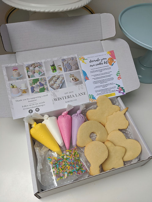 D.I.Y Cookie Set