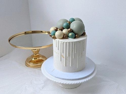 Customise the Colour - Chocolate Sphere Cake