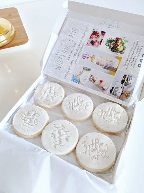 Create Your Own Cookie Design
