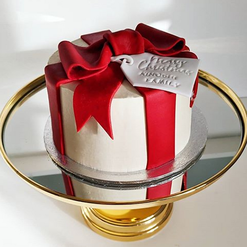 Give the Gift of Cake!