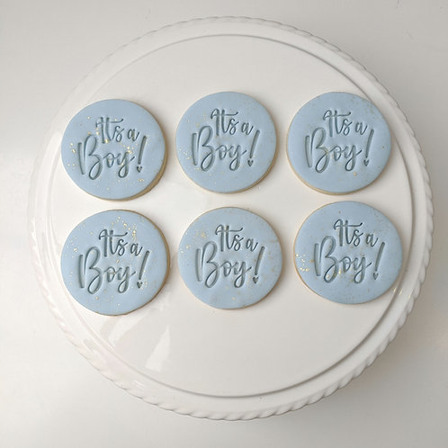 Baby Shower Cookie Sets