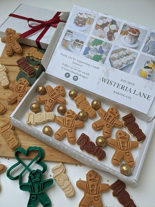 Mini Gingerbread Men Stocking Filler