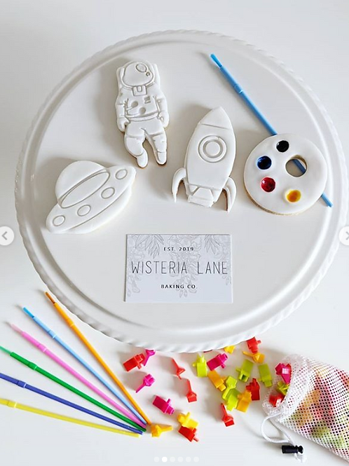 Paint Your Own Cookie Kits