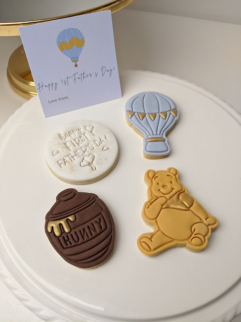 First Father's Day Cookie Set