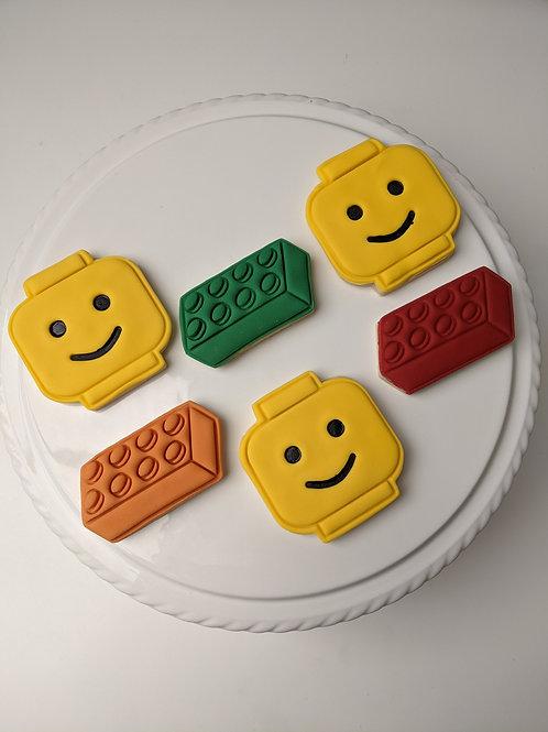 Building Block Cookie Set