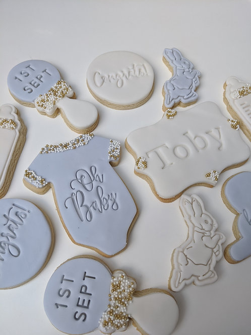 Baby Cookie Set