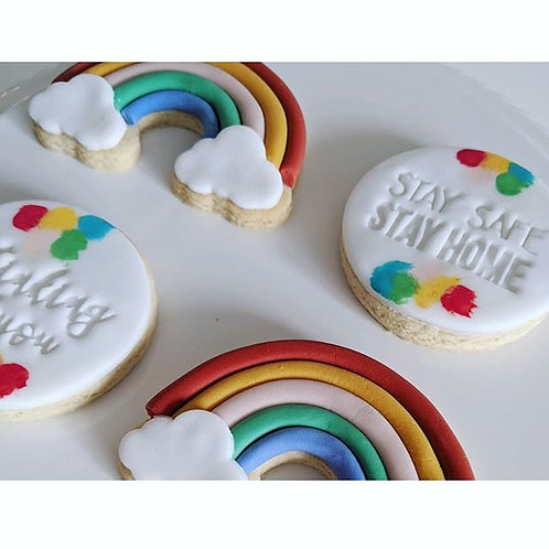 Rainbow Cookie Set