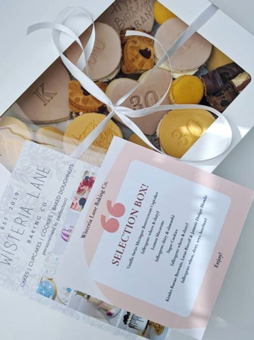 Selection Box - Cupcakes+