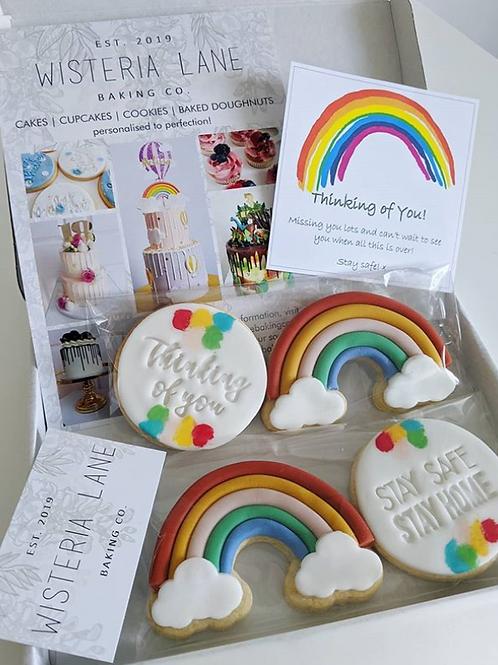 Rainbow Cookie Set