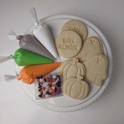 D.I.Y Cookie Set - Halloween Edition