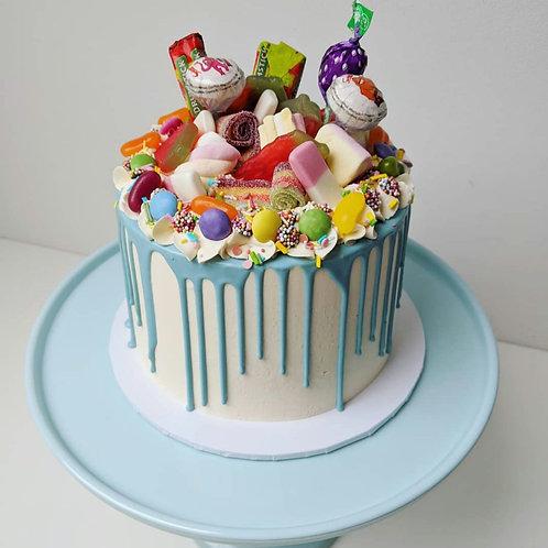 Pick n' Mix Sweet Cake