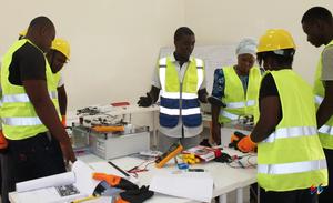 Characteristics of a solar regulator during training in solar entrepreneurship at Energy Generation