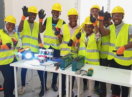 Bilan d'étape très positif pour la première Formation en Entrepreneuriat Solaire à Energy Generation