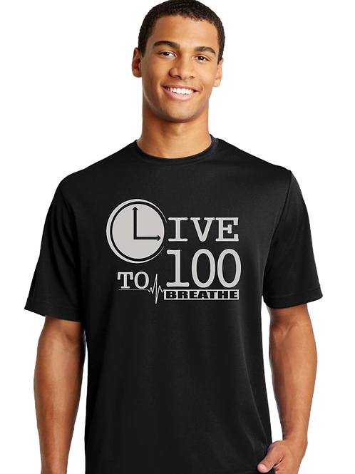 Live To 100 Silver - BREATHE Edition
