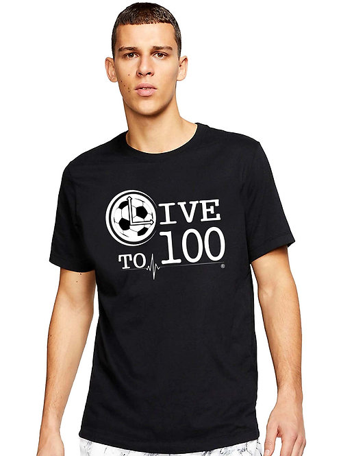 Live To 100 Rep Your Sport - Soccer