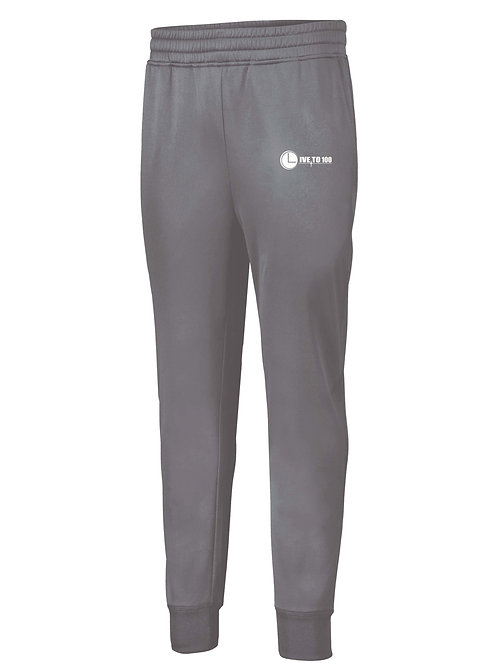 Live To 100 Graphite PERFORMANCE JOGGER