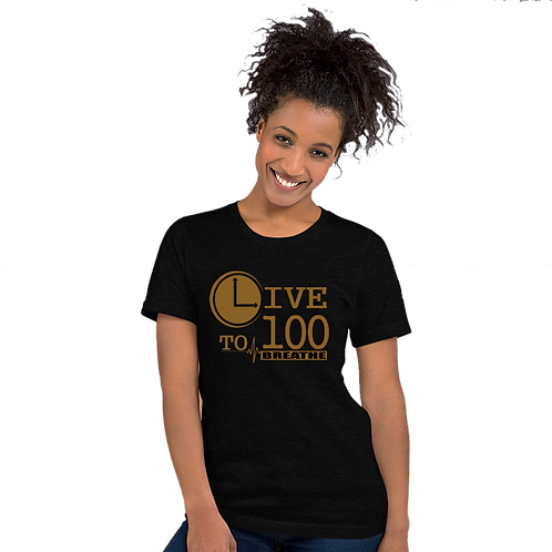 Live To 100 Gold - BREATHE Edition