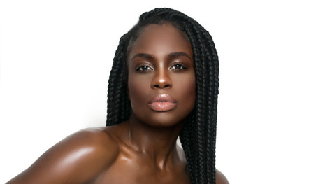 darker skin bridal makeup artist