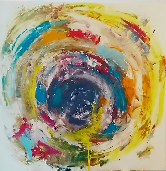 THE CIRCLE OF COLOR - Patrick Lavall