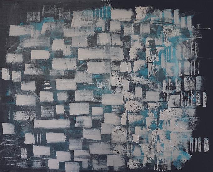 ABSTRACT PATTERN BLUE -  Stephan Welsch