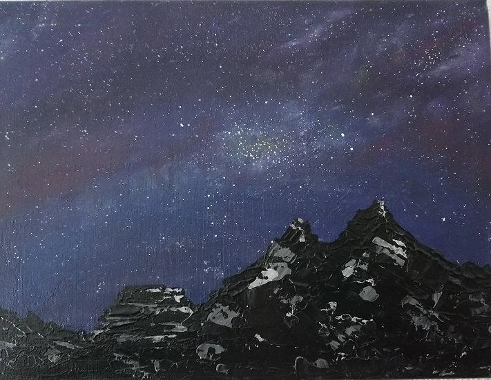 STARRY NIGHT - Gloria Moore