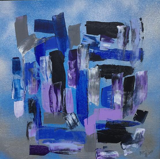 WILD BLUE YONDER - Alan Cowie